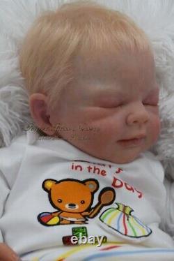 Pbn Yvonne Etheridge Reborn Baby Doll Boy Sculpt Gideon By Dawn Mcleod 0221