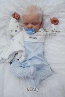Pbn Yvonne Etheridge Reborn Baby Doll Boy Sculpt Sam By Gudrun Legler 0221