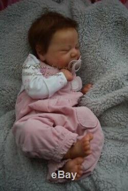 Pbn Yvonne Etheridge Reborn Baby Doll Girl Sculpt Chase By Bonnie Brown 0320