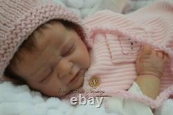 Pbn Yvonne Etheridge Reborn Baby Doll Girl Sculpt Odessa By Laura Eagles 0120
