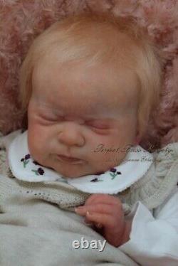 Pbn Yvonne Etheridge Reborn Baby Doll Sculpt Azalea By Laura L Eagles 0121