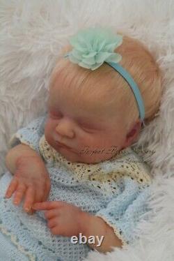 Pbn Yvonne Etheridge Reborn Baby Doll Sculpt Evie By Laura L Eagles 0221