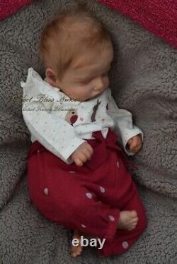 Pbn Yvonne Etheridge Reborn Baby Doll Sculpt Rosalie By Olga Auer 0720