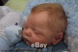 Pbn Yvonne Etheridge Reborn Doll Baby Boy Luxe By Cassie Brace 0818