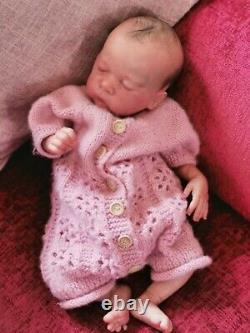 Pip a Cassie Brace sculpt, First class baby reborn excellent condition