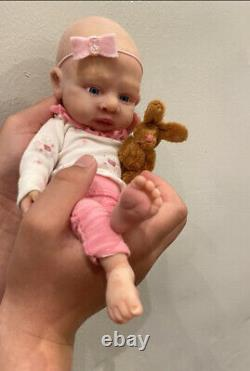 Platinum Silicone Baby Doll Supersoft Full Body