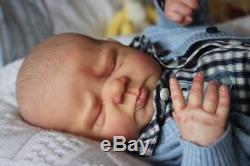 Precious Baban Adelina By Elisa Marx A Beautiful Reborn Baby Baby Boy Doll Noah