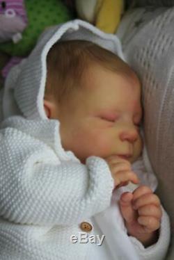 Precious Baban Luciano By Cassie Brace A Beautful Reborn Baby Boy Doll James