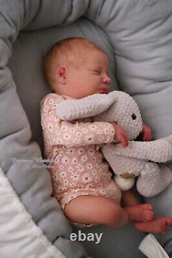 Precious Wonders Reborn Baby girl Realborn PROTOTYPE Sage by Bountiful Baby