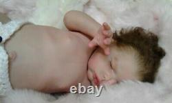 Queen's Crib Ooak Reborn Baby Girl Doll! Hyper Realism! Anastasia! Sold Out
