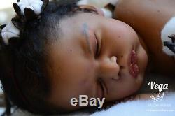 REBORN BABY DOLL VEGA from Anastasia sculpted by Olga Auer- Ltd Ed Long Sold Out