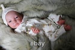 REBORN BABY DOLLS 7lbs CHILD FRIENDLY 20 ALFIE, OUTFIT MAY VARY SUNBEAMBABIES