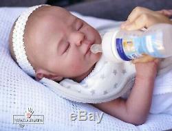Rafaela Zamora Baby Reborn Elise by Karola Wegerich LIMITED EDITION