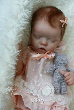 Rbornbaby Twin A by Bonnie Brown SOLE Reborndoll Reborn Lifelike Doll Realistic