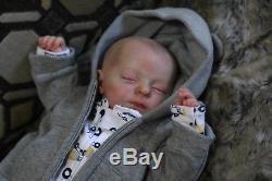 Realborn Aria Reborn Baby Doll nlovewithreborns2011