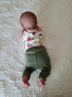 Realborn Joseph Sleeping by Bountiful Baby Reborn Doll