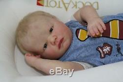 Realborn Landon Reborn Baby Doll nlovewithreborns2011
