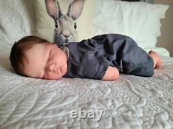 Realborn Landon Sleeping by Bountiful Baby Reborn Doll