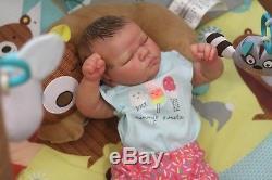 Realborn Lavender Reborn Baby Doll by nlovewithreborns2011