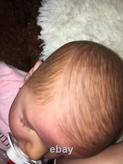 Realborn Reese Sleeping twins- Full Arms/Legs 20, So Darling