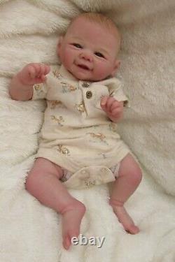 Realistic Reborn Baby Boy Doll