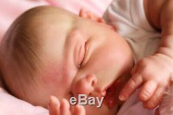 Realistic Reborn Doll 21 Celeste Musgrove Chunky Baby By Marie 9yrs Ghsp