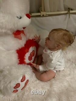 Realistic baby Harper, limited set from the Andrea/Arcello. Art Lidia Lebedeva