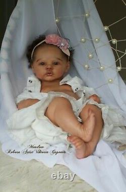 Realistic reborn doll Meadow by Andrea Arcello