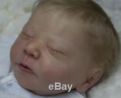 Reborn Art Doll from the Chase sculpt by Bonnie Brown