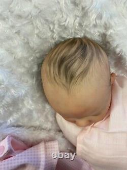 Reborn Baby Art Doll Elizabeth Realborn Authentic Reborn Uk Artist Newborn