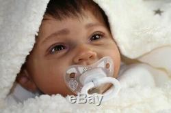 Reborn Baby Aryan Bausatz Kit Arya by Ping Lau reallife doll boy