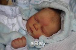 Reborn Baby Boy Realborn CHARLES Bountiful Baby Ultra Realism! Lifelike Doll
