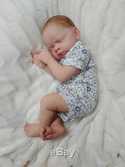 Reborn Baby Boy or Girl Brynne by Kyla Janell Limited Ed Realistic Newborn Doll