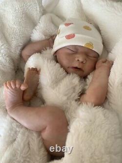Reborn Baby Chase By Bonnie Brown New Custom Reborn Doll