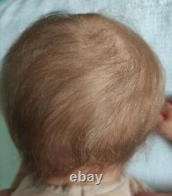 Reborn Baby Chase by Bonnie Brown GENUINE KIT Boy or Girl WILL END SAT 5 JUNE