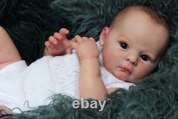 Reborn Baby Claire by Ann Timmerman von Sam´s Reborn Nursery