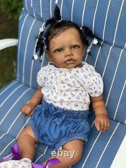 Reborn Baby Doll AA Kylie Mixed Limbs By Romie Strydom So Gorgeous