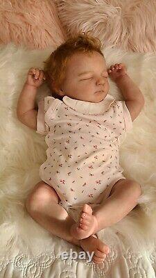 Reborn Baby Doll Bountiful Baby Realborn Jennie Asleep