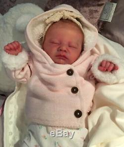 Reborn Baby Doll Charlotte By Elena Kipriyanova