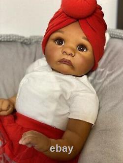 Reborn Baby Doll Girl Ready To Go