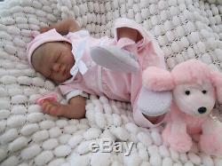 Reborn Baby Doll Lifelike 22 Precious Gift Artist Handpainted Sunbeambabies