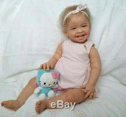 Reborn Baby Doll, Mila Ping Lau, toddler, Nurserie BRC