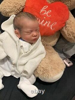 Reborn Baby Doll Romy By Gudrun Legler