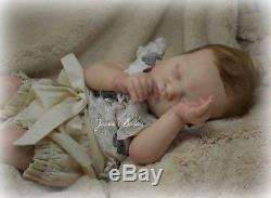 Reborn Baby Girl Doll Laila Realborn Bountiful Baby