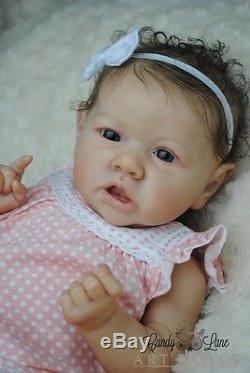 Reborn Baby Girl Doll Saskia By Bonnie Brown