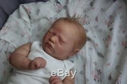 Reborn Baby Girl JAYCEE Realborn Bountiful Baby Denise Pratt Lifelike Doll