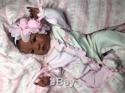 Reborn Baby Girl Jackie Doll Therapy for People with Alzheimers & Caregivers