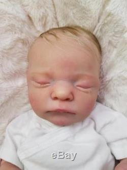 Reborn Baby Girl LUXE by Cassie Brace SOLD OUT Limited Edition Lifelike Doll