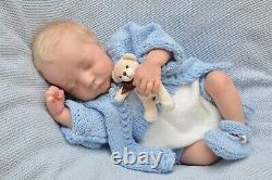 Reborn Baby Levi by Bonnie Brown lebensecht und so beliebt