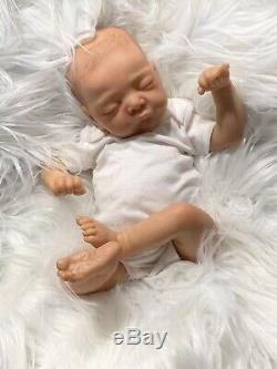 Reborn Baby MICK Brand new sculpt by Adrie Stoete Doll-Maker Mama